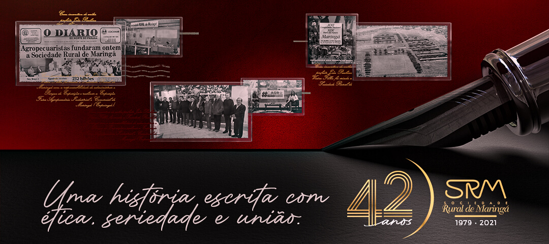 SRM 42 anos